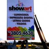 empresa de comunicação visual em sp Espírito Santo do Pinhal