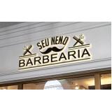 empresa de fachadas para barbearia Socorro