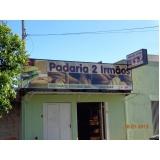 empresa de fachadas para padaria Itapira