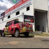 empresas de comunicação visual Jaguariúna