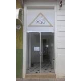 fachada para loja São João da Boa Vista