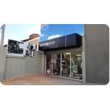fachadas ACM para vitrines de loja preço Artur Nogueira
