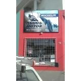 fachadas para comércio Amparo