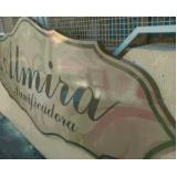 fachadas para padaria preço Conchal