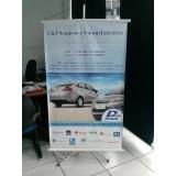 impressões digitais de banners personalizada Cosmópolis