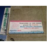 impressões digitais para peças de comunicação visual Cosmópolis