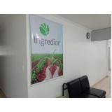 serviço de impressão digital de banner Andradas