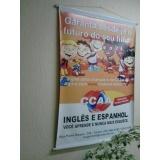 serviço de impressão digital de banners personalizada Paulínia